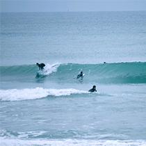 サーフィンをやらない人にも、この土地の魅力を知ってほしい