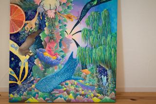 画家〈 JIRO 〉の世界
